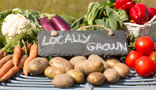 Benefits of Eating Products From Local Farms